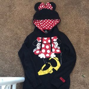 A sweater that I had bought at Disneyland